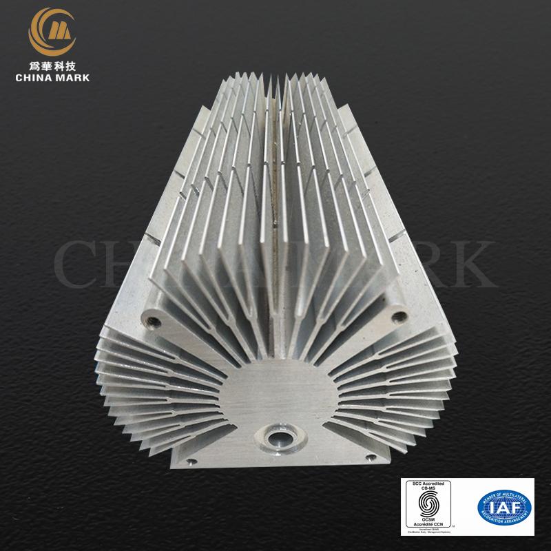铝挤散热器